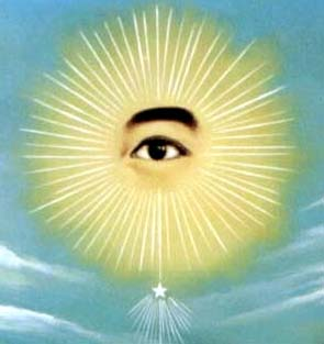 The Left Eye of God